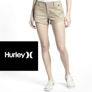 Hurley Lowrider Chino Shorts - Size 7